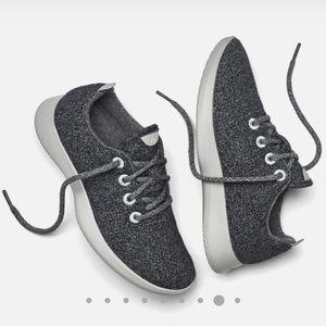 Allbirds women's wool runners grey